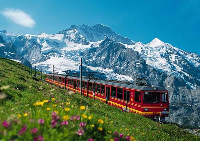 Cảnh đẹp Thụy Sĩ khiến bất cứ ai cũng phải mê mẩn - Ảnh 1.