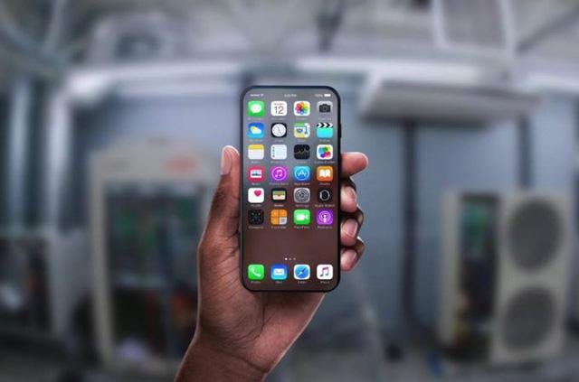 Phố Wall đang ảo tưởng quá đà về iPhone 8? - Ảnh 1.