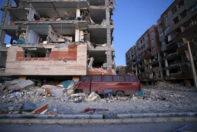 Động đất ở biên giới Iran-Iraq: Số tử vong đã lên tới 221 người - Ảnh 4.