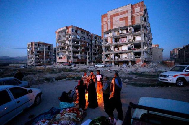 Động đất ở biên giới Iran-Iraq: Số tử vong đã lên tới 221 người - Ảnh 2.