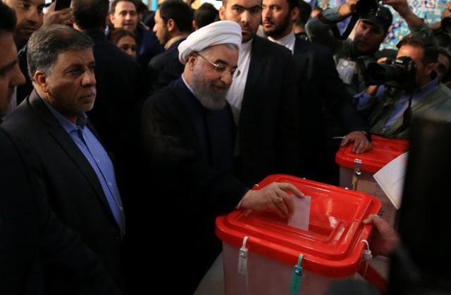 Bầu cử Tổng thống Iran tác động đến cục diện chính trị Trung Đông - ảnh 1