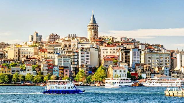 Ngẩn ngơ trước vẻ đẹp mê hoặc của Istanbul - Ảnh 1.