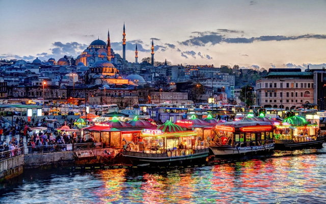 Ngẩn ngơ trước vẻ đẹp mê hoặc của Istanbul - Ảnh 4.