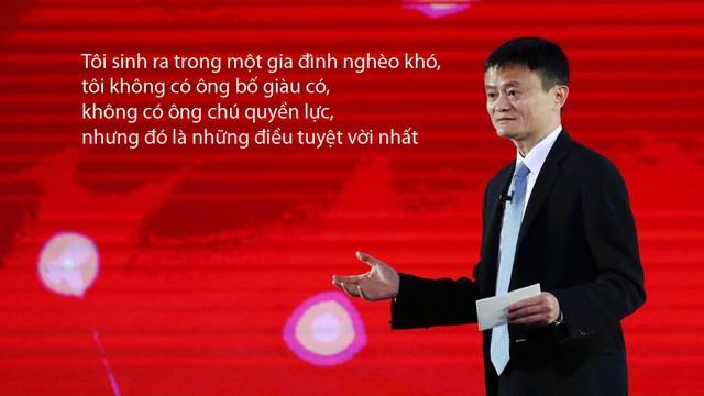 Những câu nói không thể quên của Jack Ma với sinh viên Việt Nam - Ảnh 1.
