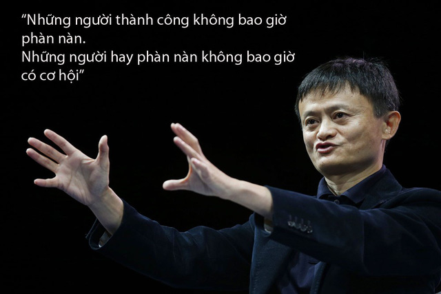 Những câu nói không thể quên của Jack Ma với sinh viên Việt Nam - Ảnh 4.