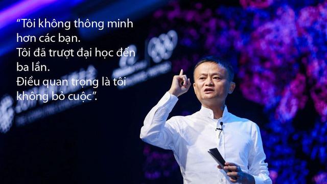 Những câu nói không thể quên của Jack Ma với sinh viên Việt Nam - Ảnh 6.