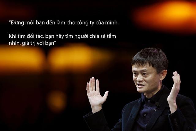 Những câu nói không thể quên của Jack Ma với sinh viên Việt Nam - Ảnh 8.