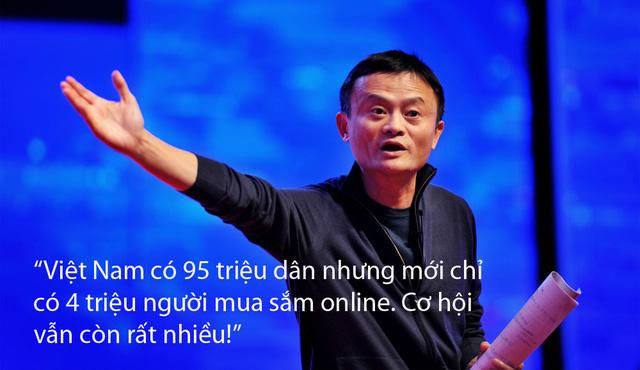 Những câu nói không thể quên của Jack Ma với sinh viên Việt Nam - Ảnh 7.