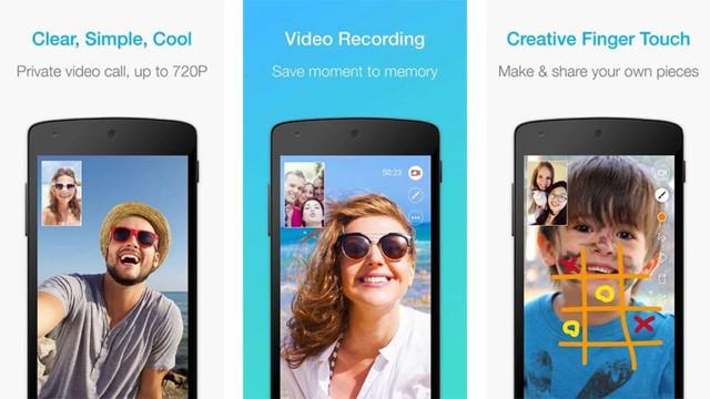 10 ứng dụng gọi video tốt nhất trên hệ điều hành Android - Ảnh 5.