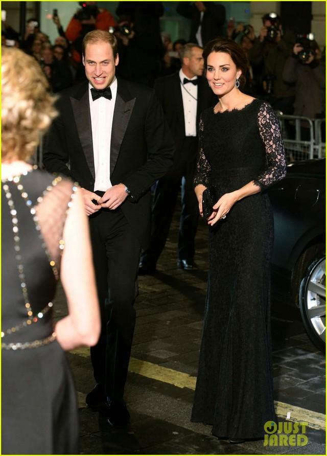 Nữ công tước Kate Middleto xinh đẹp đến ngỡ ngàng khi mang thai lần 3 - Ảnh 3.