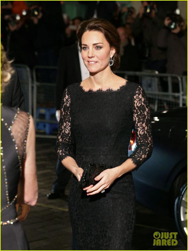 Nữ công tước Kate Middleto xinh đẹp đến ngỡ ngàng khi mang thai lần 3 - Ảnh 5.