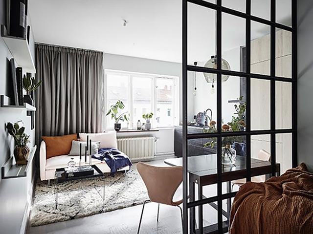 Thiết kế nhà 26m2 đẹp mê mẩn cho người độc thân - Ảnh 1.