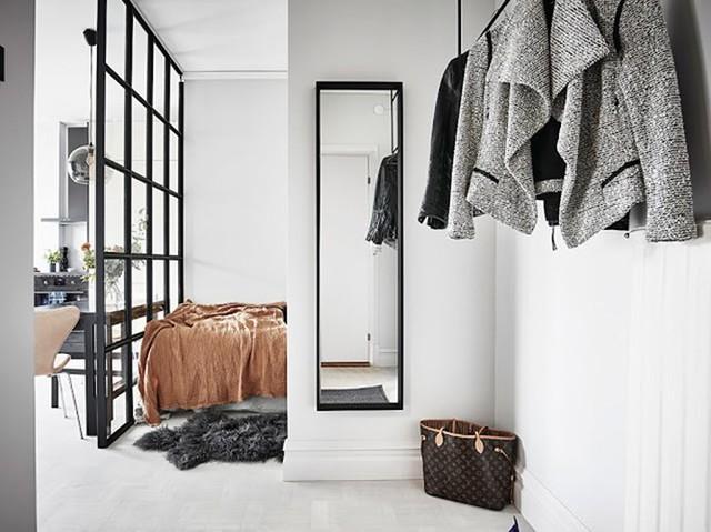 Thiết kế nhà 26m2 đẹp mê mẩn cho người độc thân - Ảnh 5.