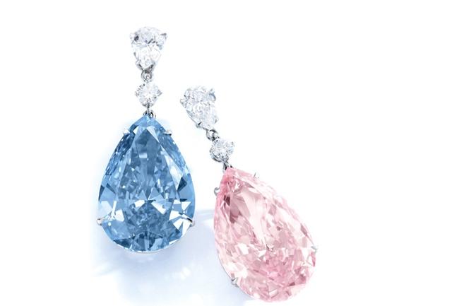 Triển lãm các loại kim cương siêu quý hiếm tại Thụy Sĩ - Ảnh 1.