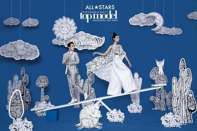 Hành trình từ top 12 mùa 5 thành quán quân Vietnams Next Top Model mùa 8 của chân dài Kim Dung - Ảnh 11.