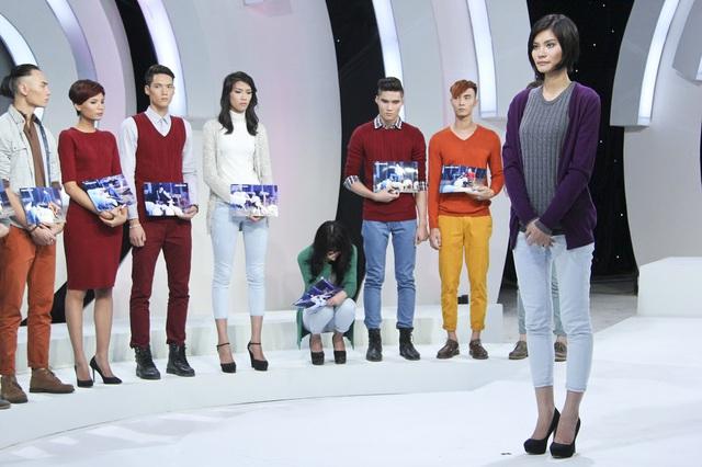 Hành trình từ top 12 mùa 5 thành quán quân Vietnams Next Top Model mùa 8 của chân dài Kim Dung - Ảnh 1.