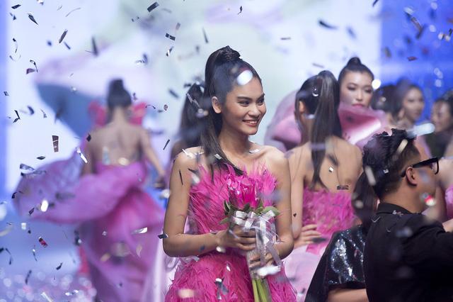 Hành trình từ top 12 mùa 5 thành quán quân Vietnams Next Top Model mùa 8 của chân dài Kim Dung - Ảnh 8.