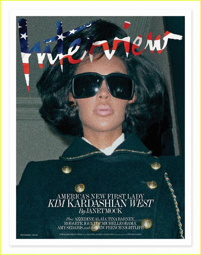 Choáng với hình ảnh của Kim siêu vòng 3 khi biến hình thành đệ nhất phu nhân của nước Mỹ - Ảnh 4.