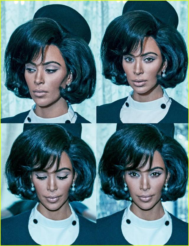 Choáng với hình ảnh của Kim siêu vòng 3 khi biến hình thành đệ nhất phu nhân của nước Mỹ - Ảnh 17.