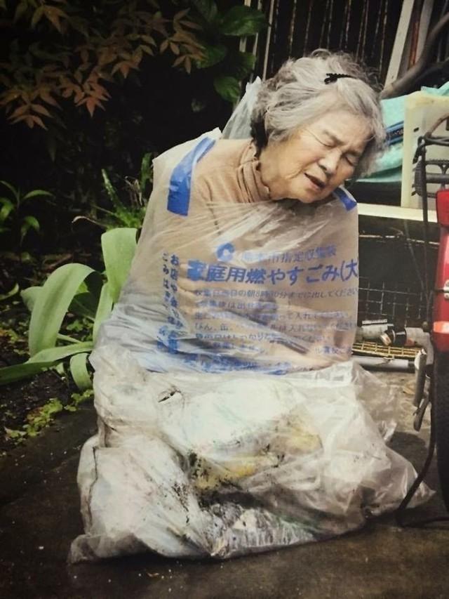 Cụ bà 90 tuổi trở thành người mẫu ảnh nổi tiếng Nhật Bản - Ảnh 7.