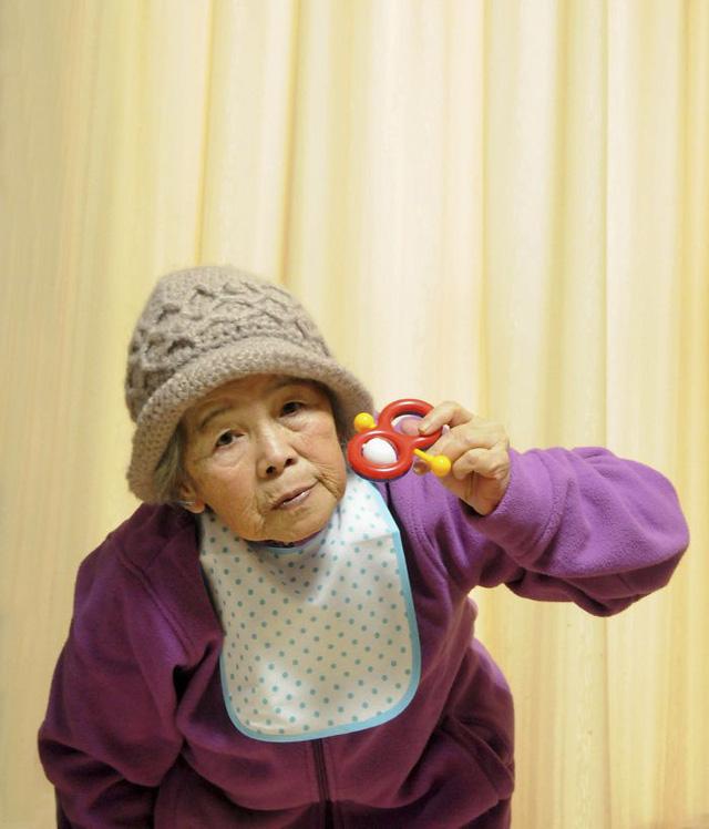 Cụ bà 90 tuổi trở thành người mẫu ảnh nổi tiếng Nhật Bản - Ảnh 9.