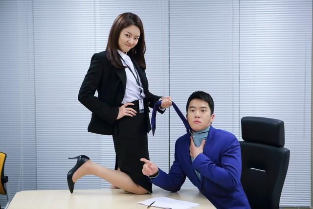 Phim truyền hình Hàn Quốc mới trên VTV3: Văn phòng lấp lánh - Ảnh 1.