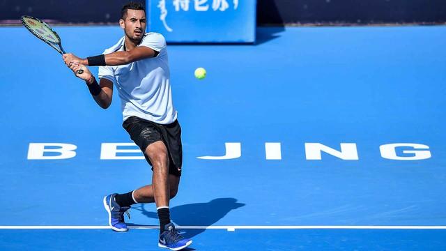 Nick Kyrgios vào tứ kết giải quần vợt Trung Quốc mở rộng 2017 - Ảnh 1.