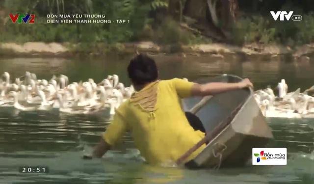 Phan Hương của Người phán xử bất ngờ về quê chăn vịt, câu cá - Ảnh 3.