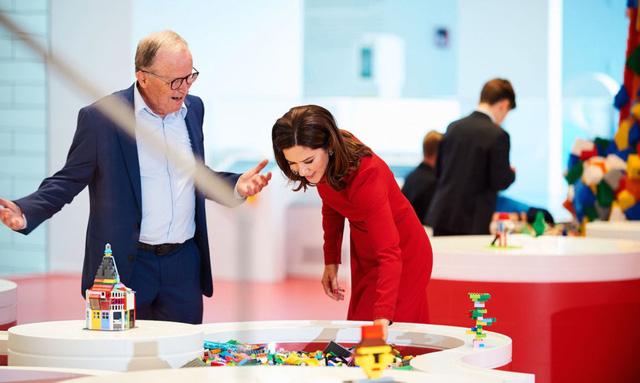 Ấn tượng ngôi nhà LEGO khổng lồ ở Đan Mạch - Ảnh 7.