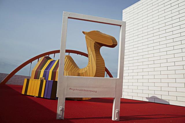 Ấn tượng ngôi nhà LEGO khổng lồ ở Đan Mạch - Ảnh 5.