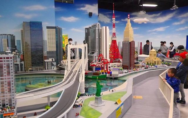 Du khách đến Tokyo không nên bỏ qua những điểm khám phá này - Ảnh 1.