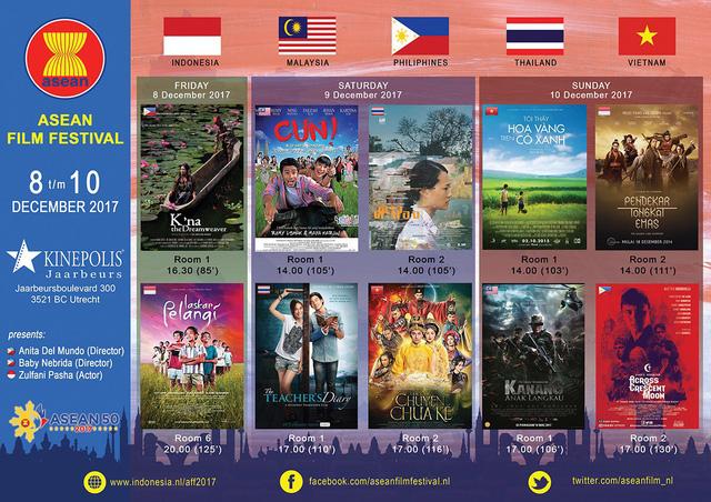 Việt Nam mang 2 phim đến Liên hoan phim ASEAN tại Utrecht - Ảnh 2.
