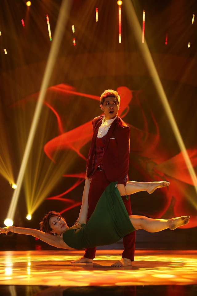 Lộ diện top 3 vào chung kết Bước nhảy ngàn cân 2017 - Ảnh 5.