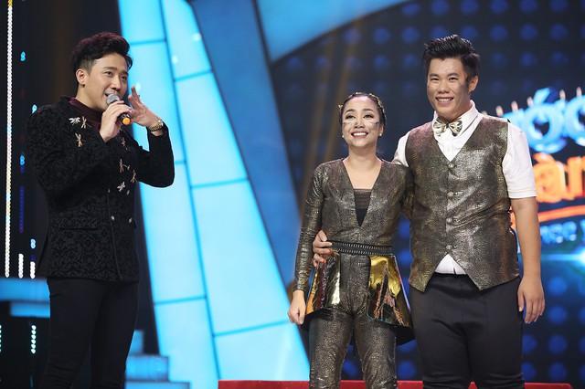 Trương Quỳnh Anh hộ tống chồng tham gia Bước nhảy ngàn cân - Ảnh 6.