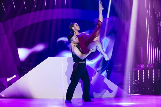 Lộ diện top 3 vào chung kết Bước nhảy ngàn cân 2017 - Ảnh 10.