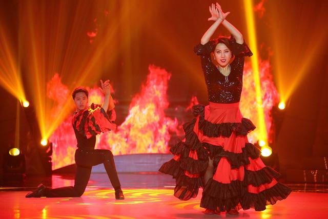 Lộ diện top 3 vào chung kết Bước nhảy ngàn cân 2017 - Ảnh 9.
