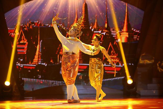 Lộ diện top 3 vào chung kết Bước nhảy ngàn cân 2017 - Ảnh 8.