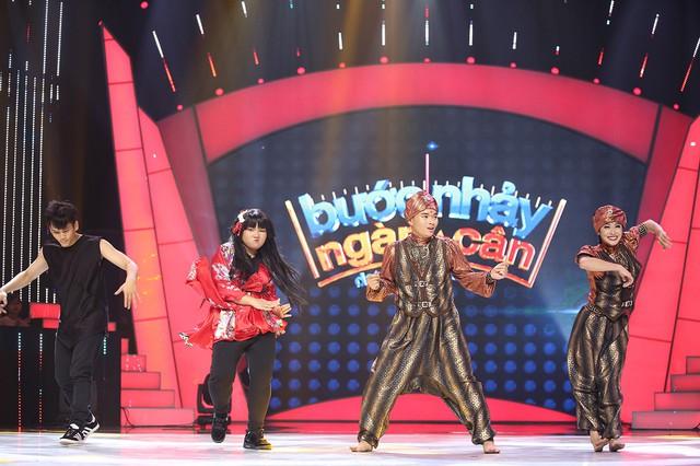 Lộ diện top 3 vào chung kết Bước nhảy ngàn cân 2017 - Ảnh 4.