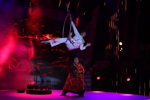 Bà mẹ một con Thanh Huyền đoạt quán quân Bước nhảy ngàn cân 2017 - Ảnh 3.