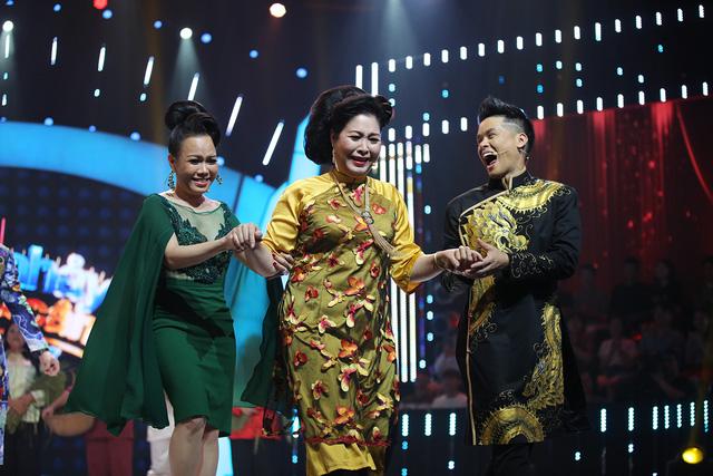 Việt Hương tiết lộ số cân nặng gây choáng của Hồng Vân - Ảnh 1.
