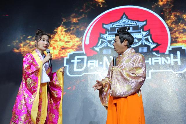 Gameshow Đại náo thành Takeshi chính thức ra mắt khán giả - Ảnh 5.