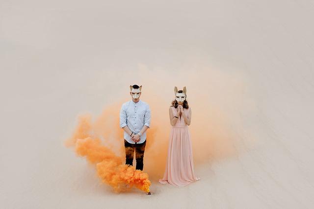 Không quá cầu kỳ, những cặp đôi này vẫn gây ấn tượng với ảnh cưới đẹp như mơ - Ảnh 18.