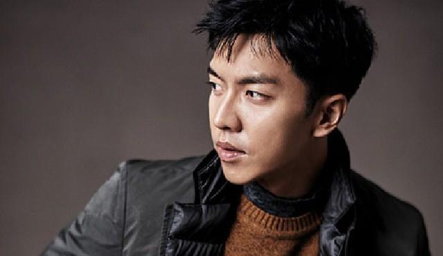 Lee Seung Gi cực nam tính trong bộ ảnh mới - Ảnh 12.