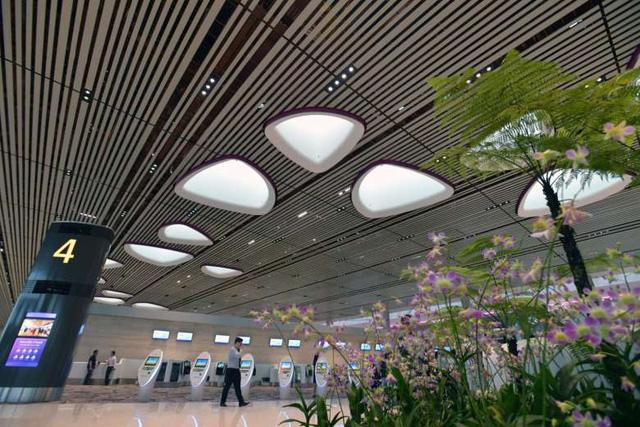 Trải nghiệm tại nhà ga không nhân viên sân bay Changi, Singapore - Ảnh 3.