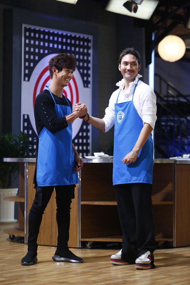 Vua đầu bếp 2017: Không chỉ là một NTK giỏi, Lý Quí Khánh còn ghi điểm bởi tài nấu ăn khéo léo - Ảnh 5.