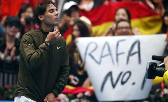 Andy Murray dâng ngôi số 1 thế giới cho Rafael Nadal - Ảnh 2.