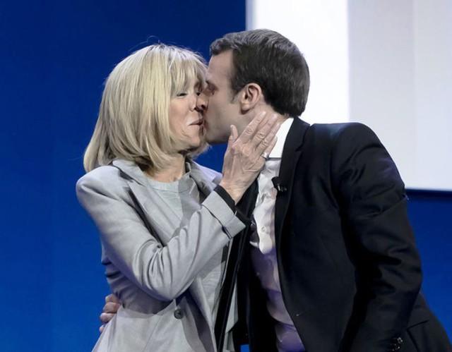 Chuyện tình lãng mạn của tân Tổng thống Pháp Emmanuel Macron - Ảnh 6.