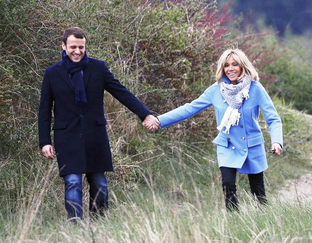 Chuyện tình lãng mạn của tân Tổng thống Pháp Emmanuel Macron - Ảnh 3.