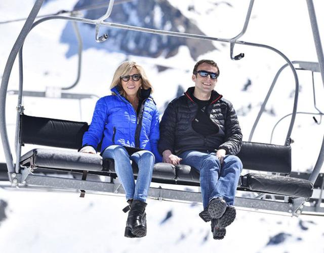 Chuyện tình lãng mạn của tân Tổng thống Pháp Emmanuel Macron - Ảnh 4.