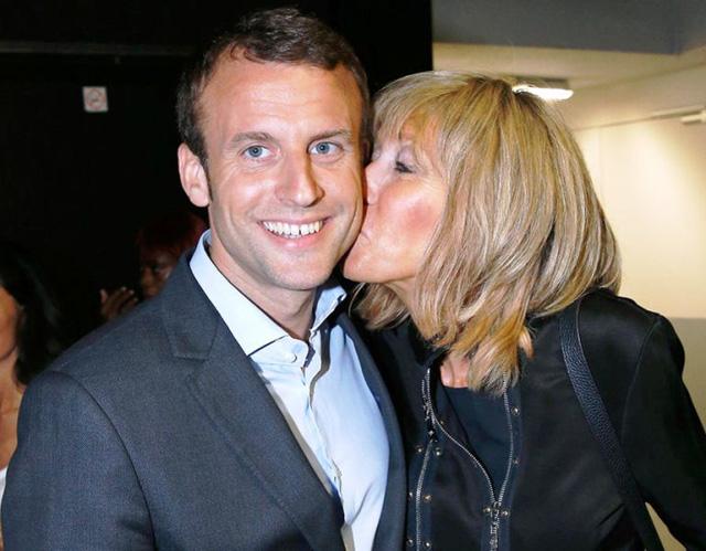 Chuyện tình lãng mạn của tân Tổng thống Pháp Emmanuel Macron - Ảnh 7.